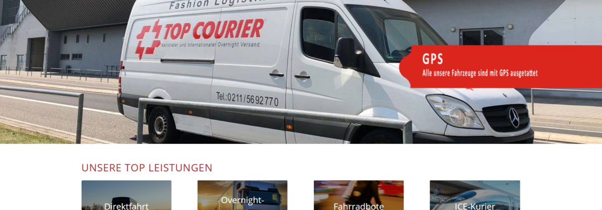 myMediaworkXX - Referenz - Top Courier